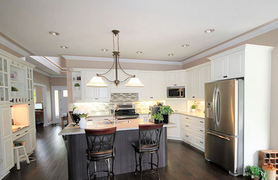 Kitchen Painting Cabinet Refinishing Services